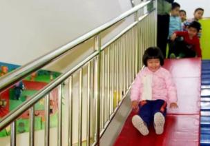 室内游戏 | 听说,楼梯也能玩游戏?