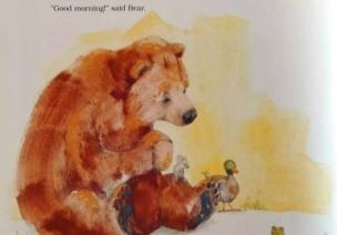 绘本欣赏 | 忙着过冬的动物们《Bear Has a Story to Tell》