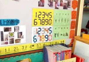 中班数学学习活动 | 用具上的数字