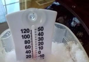 关于冰、雪的科学小实验8则,开启冰雪之旅