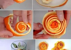 手工+环创 | 酸酸甜甜的桔子,做成的环创玩法你一定想不到~