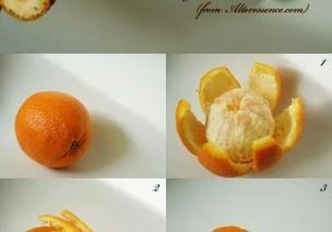 手工+环创   酸酸甜甜的桔子,做成的环创玩法你一定想不到~