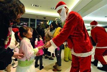 圣诞节亲子活动 | 圣诞童话party开始啦~