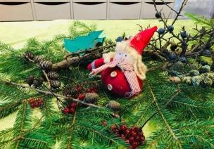 國外名園 | 丹麥幼兒園這樣過圣誕節(環境+流程)