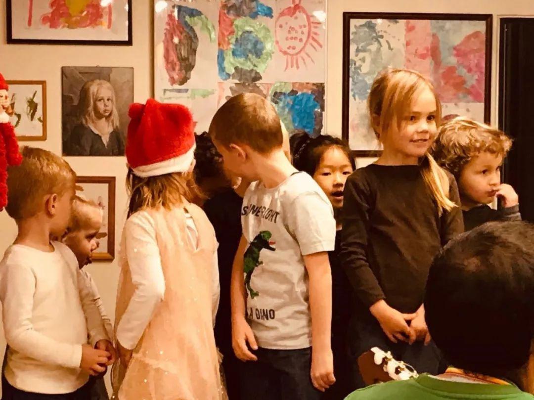 国外名园 | 丹麦幼儿园这样过圣诞节(环境+流程)