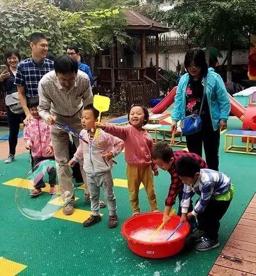 国内名园   丰台一幼:我们这样养成七彩儿童!