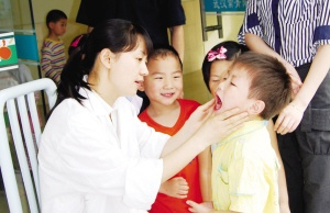 我在幼儿园工作 | 我是幼儿园保健医之十问十答