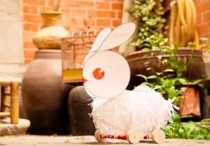 元宵节手工 | 兔子灯,点亮童年的记忆