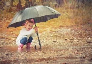 雨水 | 幼儿节气养生,这些知识了解一下?