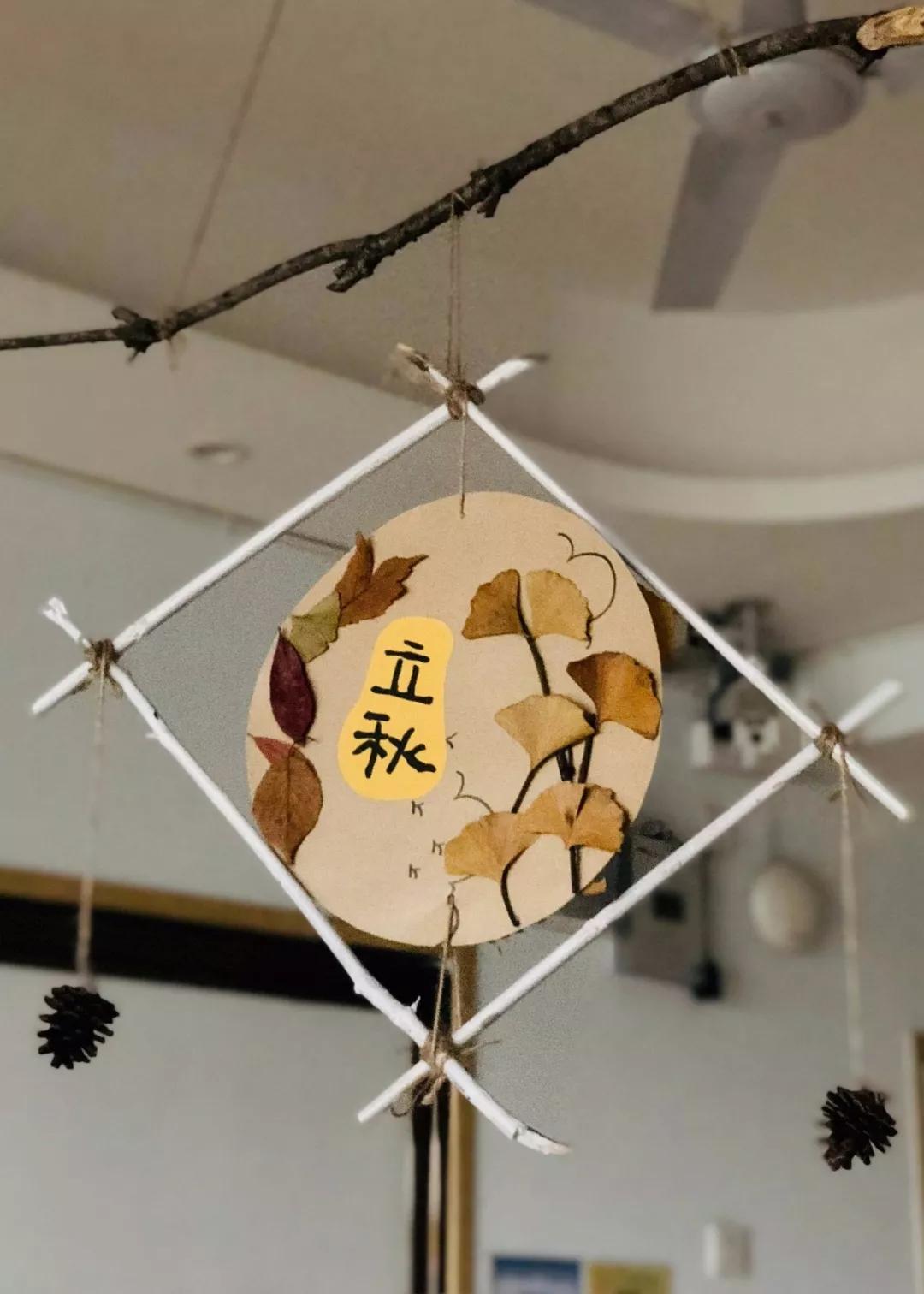 环创 | 原木系不仅仅只是树枝,这些小装饰可以显神通!