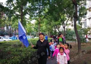 活动方案   全园健康月+亲子徒步走,让生命充满活力!