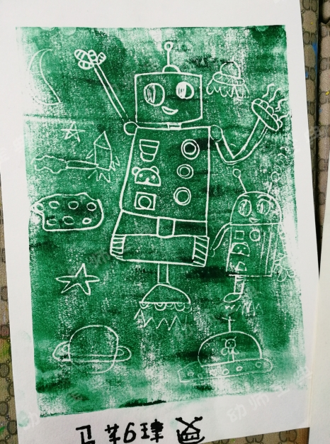 巧用画纸 | 没想到换了个画纸,孩子的作品效果好了十倍!