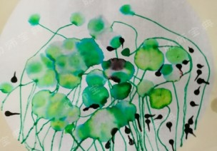 巧用畫紙 | 沒想到換了個畫紙,孩子的作品效果好了十倍!