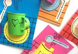妇女节手工 | 6款让爱更生动的手工制作礼物,收藏啦!