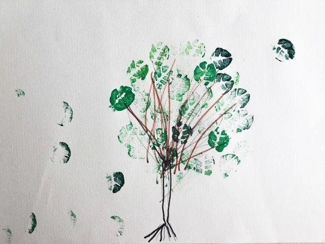 植树节 | 适合春天的植树节手工