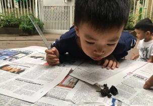 主题活动 | 孩子们的蚯蚓探究日记