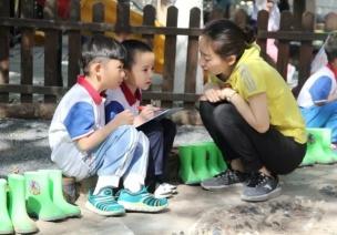 名家视角 | 朱继文:课程,就是激发儿童做事