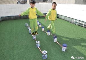 教具DIY|玩转户外教具