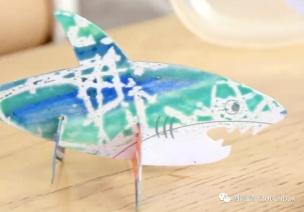 超神奇的10种水彩颜料玩法,你想都想不到!