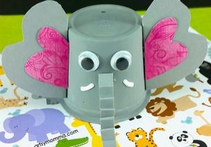 手工 | 酸奶盒這么玩,能省不少錢!