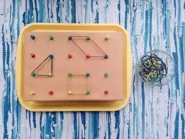 自制玩教具 | 这样益智区的玩教具,瞬间吸引孩子的眼球!