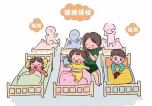 幼儿园午睡环节常规解析,让你更了解午睡那些事儿