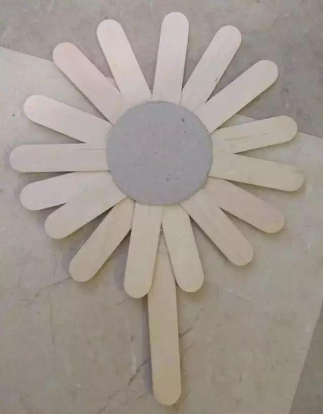 一学就会的5个向日葵手工,满满的都是阳光正能量!