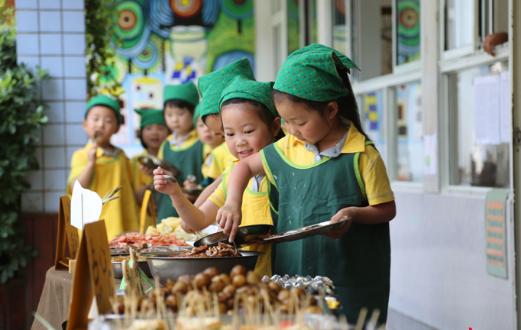 Summer聊食育 | 餐前、餐中、餐后,如何开展食育课程?