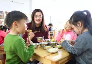北京市教委新要求的《幼兒園集中用餐陪餐制度》在這里!