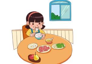 小班健康领域活动 |《用餐安全我知道》