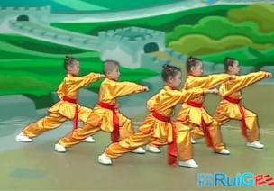 舞蹈视频 | 武术操《中国功夫》
