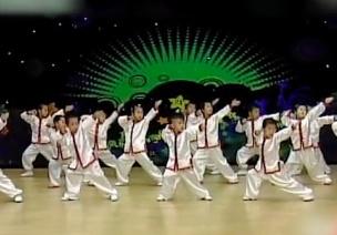 舞蹈视频 | 武术操《精忠报国》