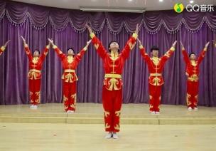 舞蹈视频   武术操《千字文》