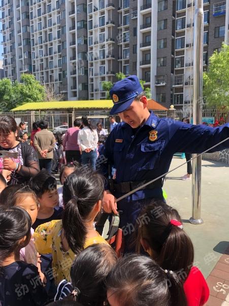 活动方案   消防员叔叔进幼儿园
