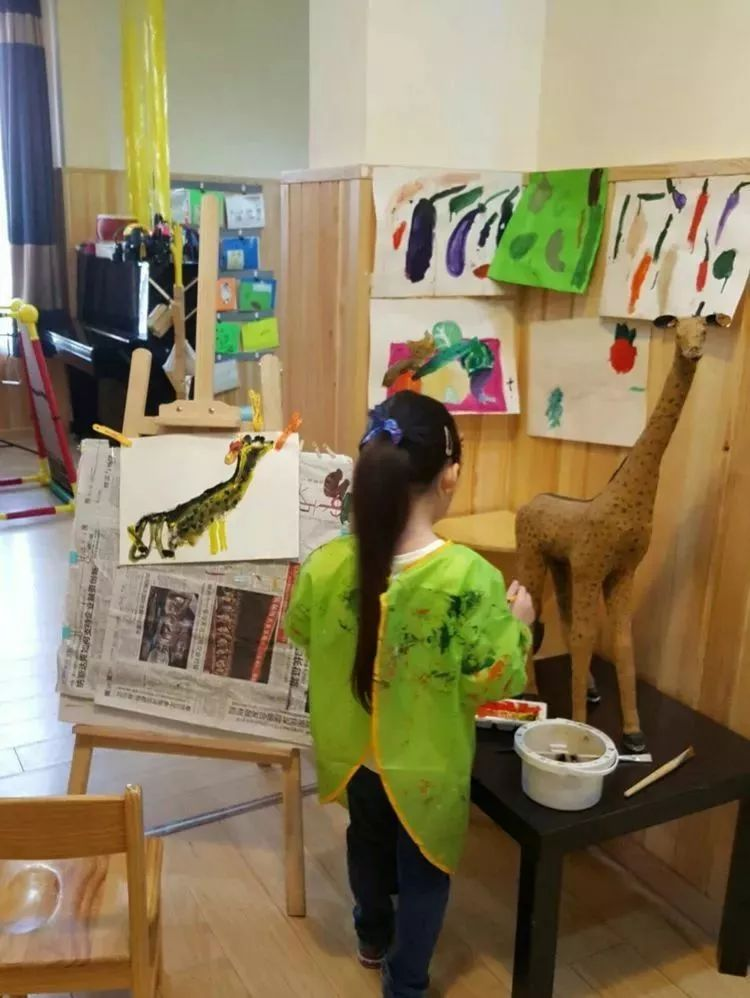 环创+活动   这所幼儿园把数学特色玩的太溜了!