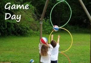户外游戏 | 快乐游戏,助力孩子健康成长