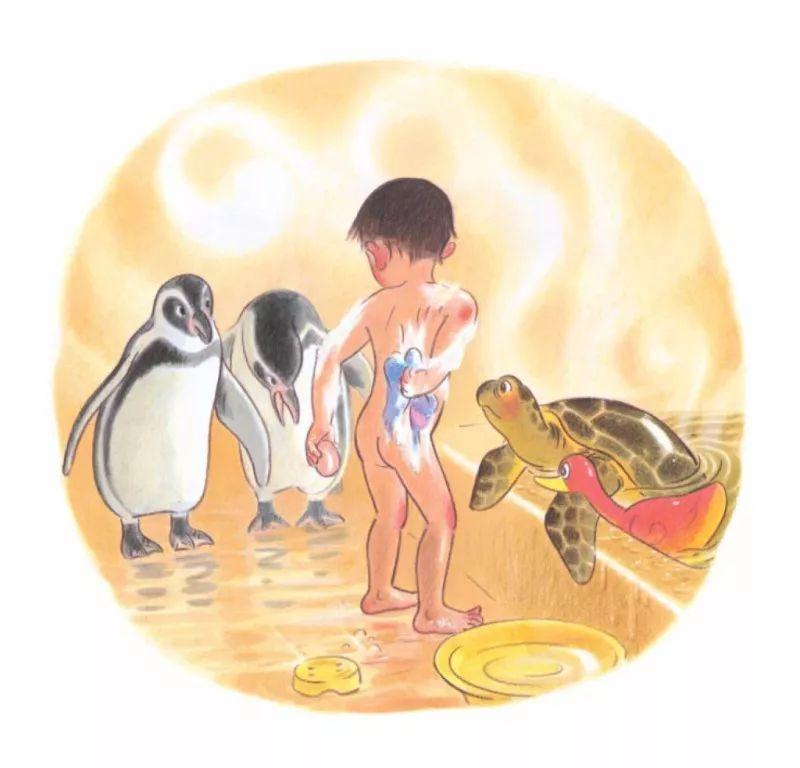 夏至绘本推荐   10本最适合在炎炎夏日陪伴孩子的绘本