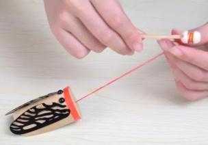 夏至小实验 | 陪宝宝用竹筒做个竹蝉,并且还会发声