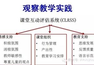 专业提升 | 陈杰琦教授:在教学中评价,为教学评价