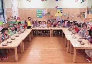 升班活动 | 孩子们的仪式感,成长的见证
