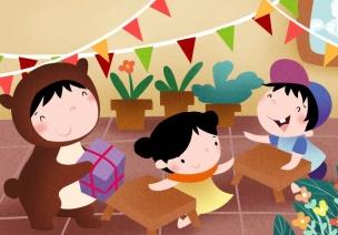 升班活动 | 多彩活动,让孩子开心、家长放心!