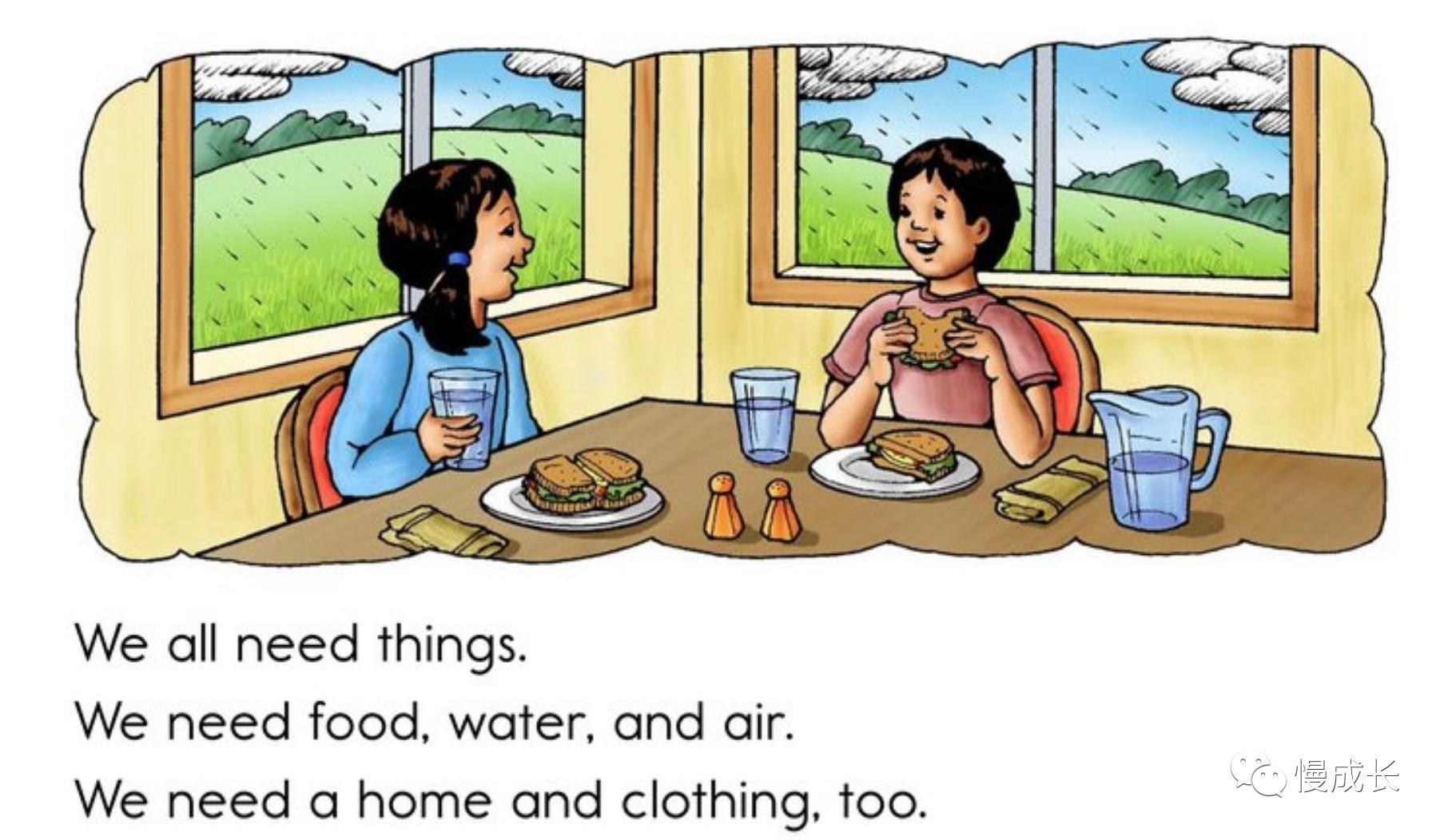 育儿知识   从小教孩子区分Needs&Wants,很重要