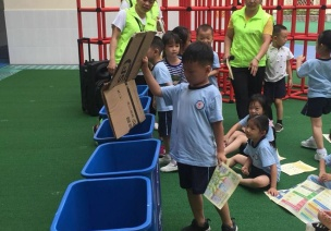 教育隨筆 | 由垃圾引出的幼兒園環保教育活動
