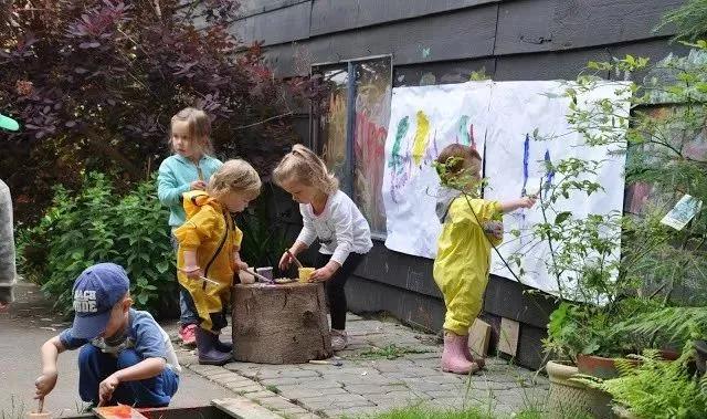 德国名园   最重要是让孩子学会等待和培养耐心