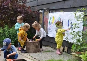 德国名园 | 最重要是让孩子学会等待和培养耐心