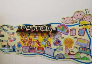 国庆展板+主题墙 | 祖国妈妈生日快乐!