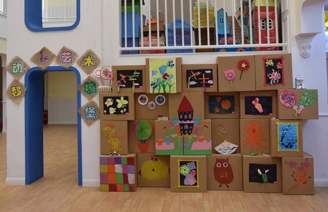 作品栏 | 好看又实用的作品栏装饰,让孩子的作品更有feel