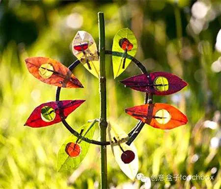 手工 | 12种创意,让你玩转秋天的树枝和树叶!