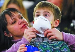 近期大幅度降溫,請家長務必為孩子添衣保暖,預防感冒!