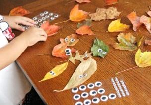 秋天如果不帶孩子玩這些,實在是錯過了太多樂趣~